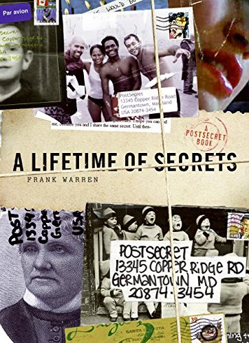 9780061238604: A Lifetime of Secrets: A PostSecret Book
