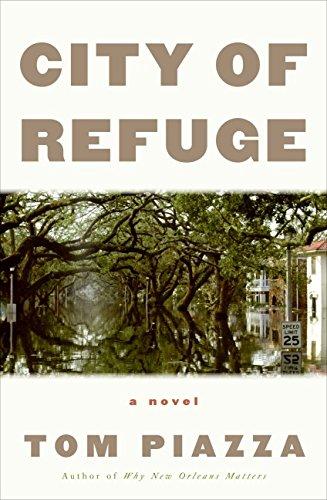 """City Of Refuge """" Signed """": Piazza, Tom"""