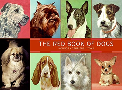 9780061238871: The Red Book of Dogs: Hounds, Terriers, Toys