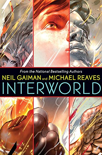 9780061238987: InterWorld (InterWorld Trilogy)