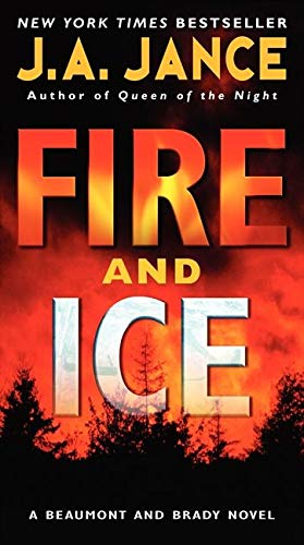 9780061239236: Fire and Ice (J. P. Beaumont Novel)