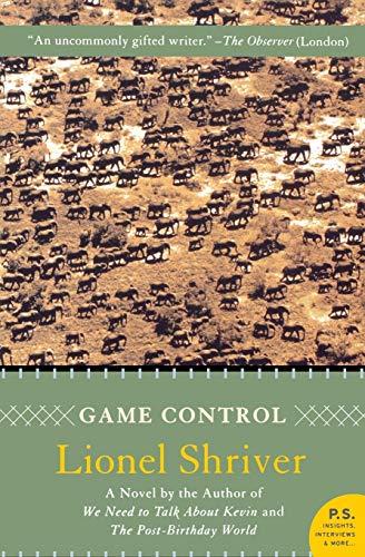 9780061239502: Game Control: A Novel
