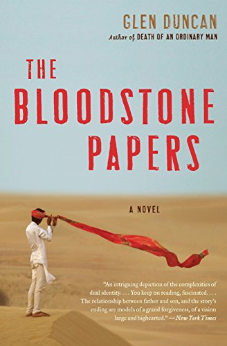 9780061239670: The Bloodstone Papers: A Novel