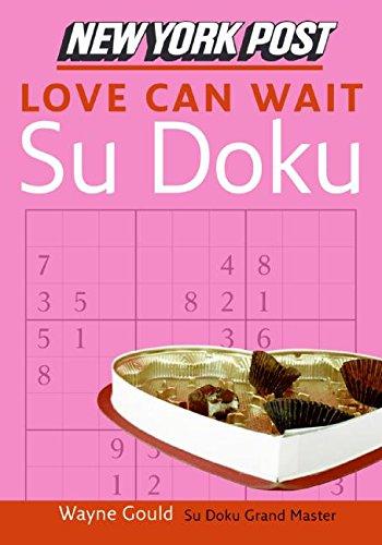 LOVE CAN WAIT SUDOKU