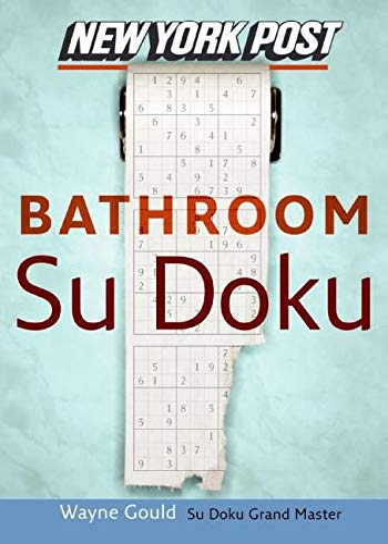 SUDOKU  BATHROOM