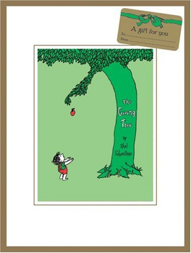 9780061240010: The Giving Tree Gift Edition