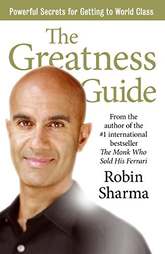 9780061240195: The Greatness Guide: Powerful Secrets for Getting to World Class
