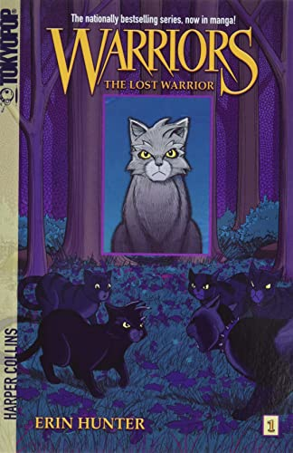 9780061240201: Warriors: The Lost Warrior