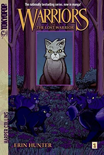 9780061240201: Warriors: The Lost Warrior (Warriors Manga)