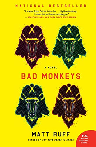 9780061240423: Bad Monkeys (P.S.)