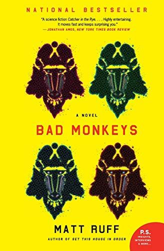 9780061240423: Bad Monkeys: A Novel (P.S.)