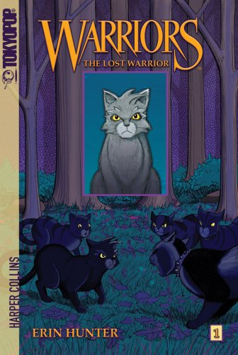 9780061240614: The Lost Warrior (Warriors Manga: Graystripe's Trilogy)