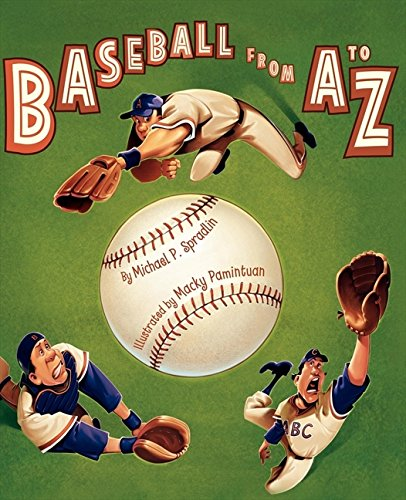 9780061240812: Baseball from A to Z