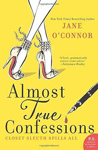 9780061240942: Almost True Confessions: Closet Sleuth Spills All