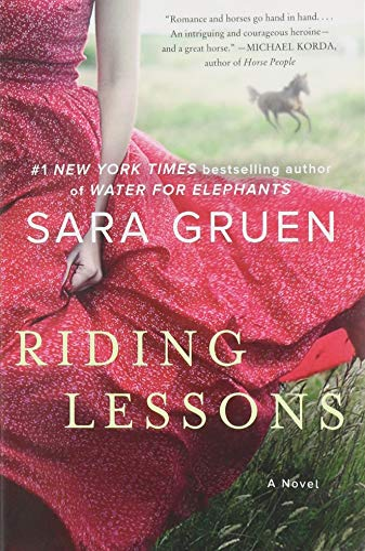 9780061241086: Riding Lessons: A Novel