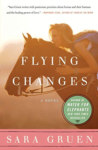 9780061241093: Flying Changes: A Novel (Riding Lessons)