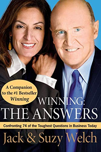 9780061241499: Winning: The Answers: Confronting 74 of the Toughest Questions in Business Today