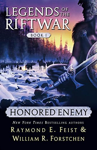 9780061241956: Honored Enemy (Legends of the Riftwar, Book 1)