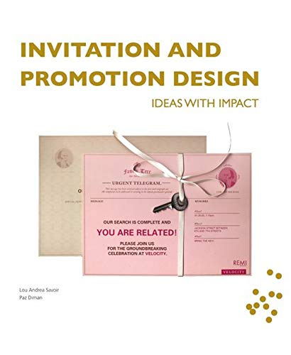 9780061241994: Invitation and Promotion Design: Ideas with Impact
