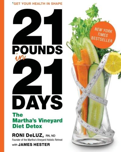 9780061242090: 21 Pounds in 21 Days: The Martha's Vineyard Diet Detox