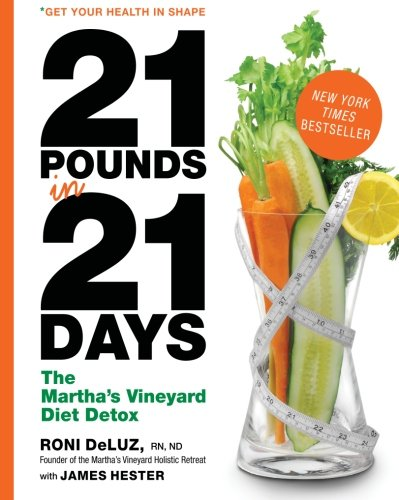 9780061242090: 21 Pounds in 21 Days: The Martha's Vineyard Diet Detox