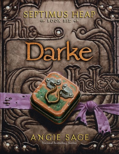 9780061242427: Septimus Heap, Book Six: Darke