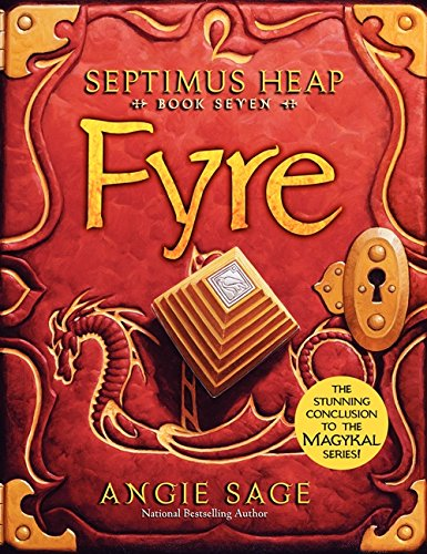 9780061242458: Septimus Heap, Book Seven: Fyre