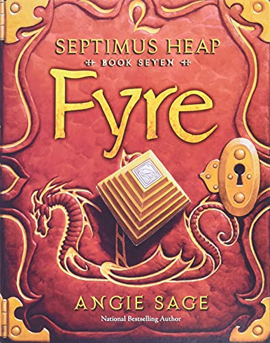 9780061242472: Septimus Heap, Book Seven: Fyre