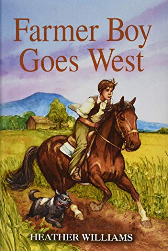 9780061242519: Farmer Boy Goes West (Little House)