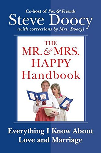 9780061242595: The Mr. & Mrs. Happy Handbook