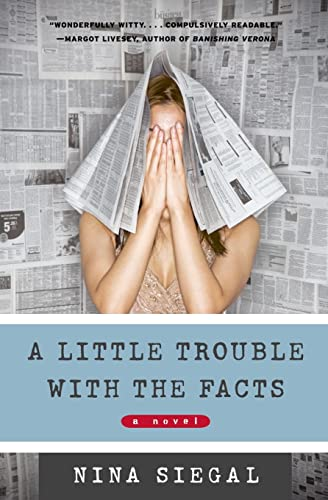 9780061242908: A Little Trouble with the Facts