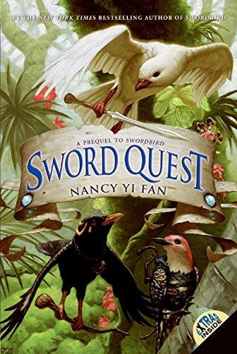 9780061243370: Sword Quest (Swordbird)