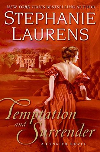 9780061243400: Temptation and Surrender (Cynster Novels)