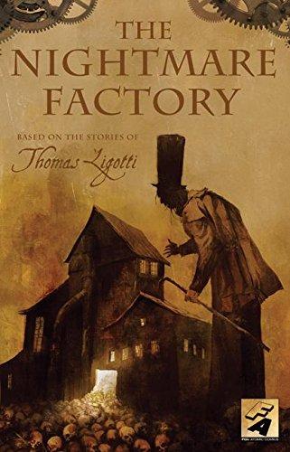 9780061243530: The Nightmare Factory
