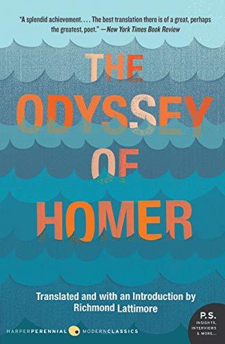 9780061244186: The Odyssey of Homer