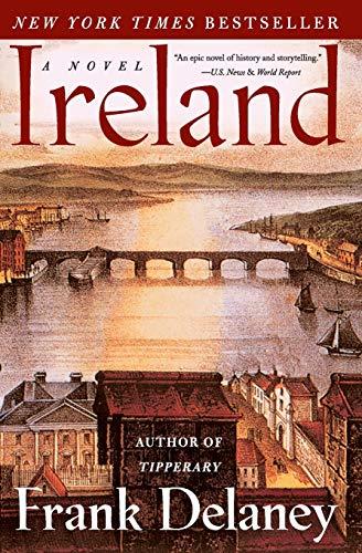 9780061244438: Ireland: A Novel