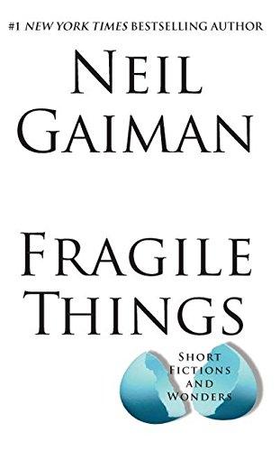 9780061244933: Fragile Things LP
