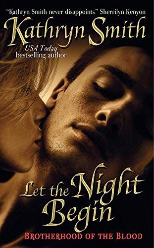 9780061245039: Let the Night Begin (Brotherhood of Blood)