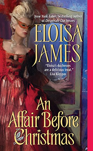 9780061245541: An Affair Before Christmas (Desperate Duchesses, Bk 2)