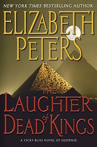 9780061246241: The Laughter of Dead Kings (Vicky Bliss Mysteries)