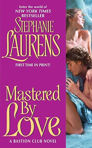 9780061246371: Mastered by Love (Bastion Club Novels)