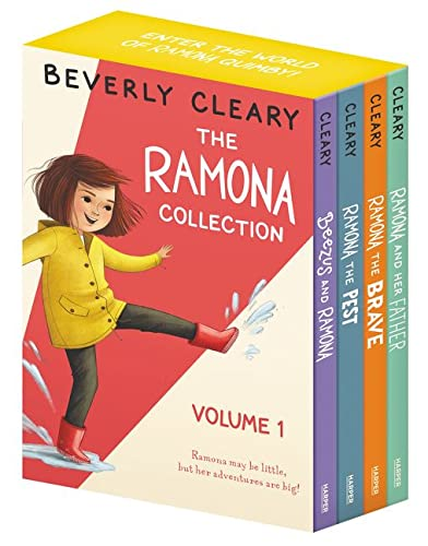9780061246470: The Ramona Collection, Volume 1: Ramona and Her Father/Ramona the Brave/Ramona the Pest/Beezus and Ramona (Ramona Collections)
