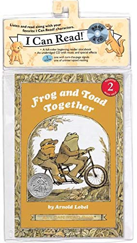 9780061247736: Frog and Toad Together Book and CD (I Can Read Level 2)