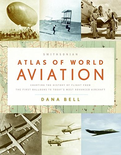 9780061251443: Smithsonian Atlas of World Aviation