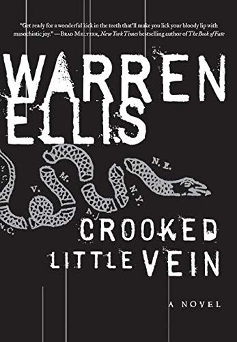9780061252051: Crooked Little Vein: A Novel (P.S.)