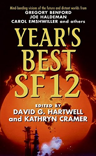 9780061252082: Year's Best SF: No. 12