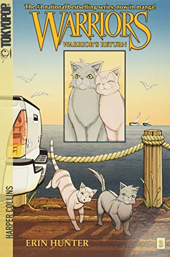 9780061252334: Warriors: Warrior's Return (Warriors Manga)