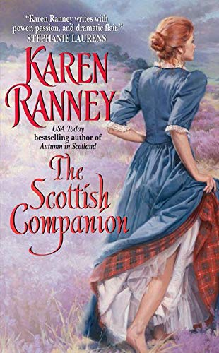 9780061252372: The Scottish Companion (Avon Romantic Treasure)