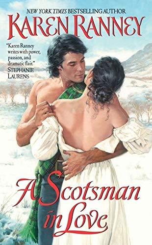 9780061252433: A Scotsman in Love