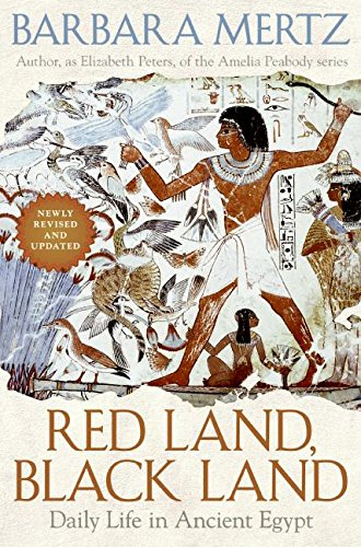 9780061252747: Red Land, Black Land: Daily Life in Ancient Egypt